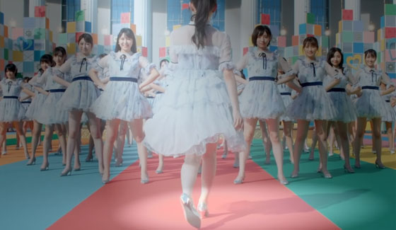 NMB48 19th single leads the ORICON Weekly Chart – SI-Doitsu