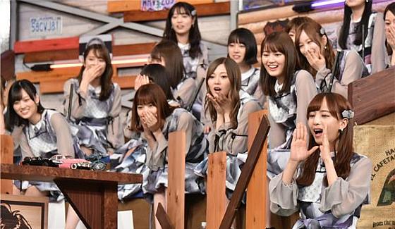 Nogizaka46 again guest at