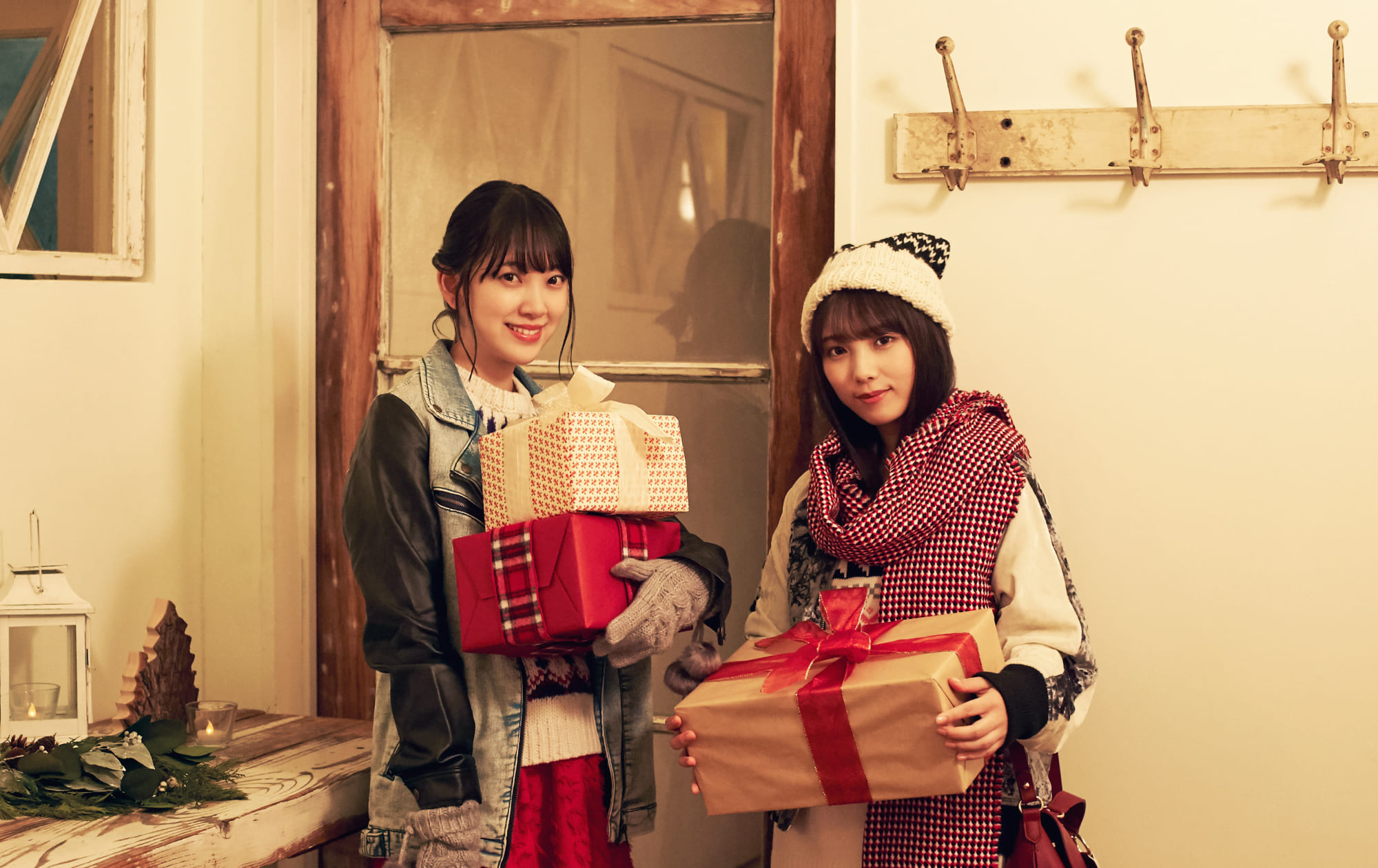 Dog and cat with Nogizaka46 Christmas story released – SI